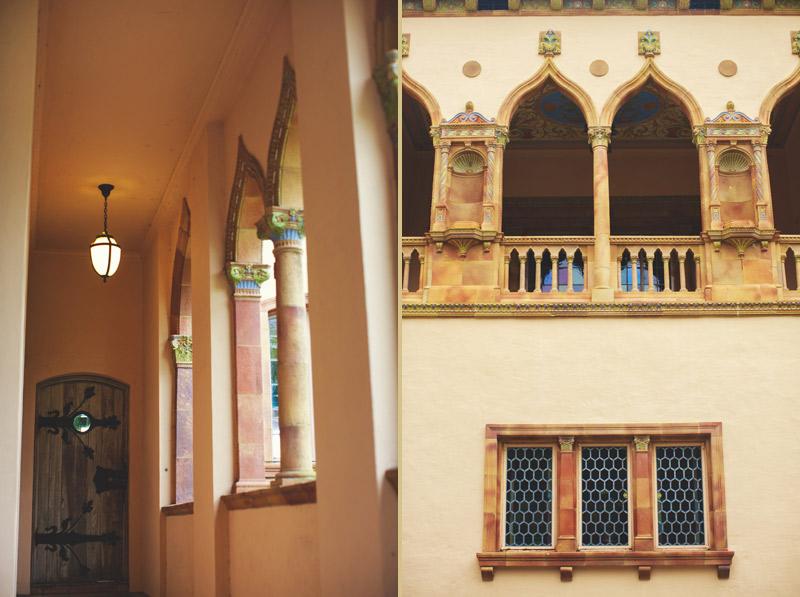 ringling museum wedding: mansion