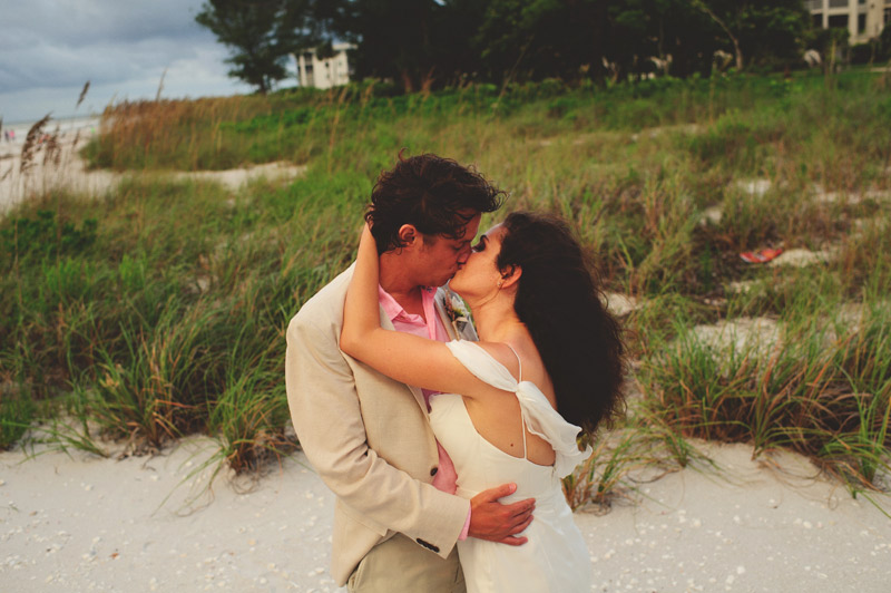 sanibel island wedding: romantic photos