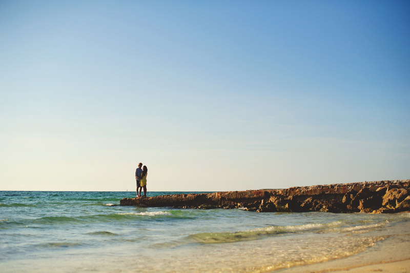coquina key engagement photos