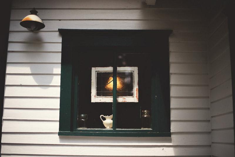 the glen venue wedding: window