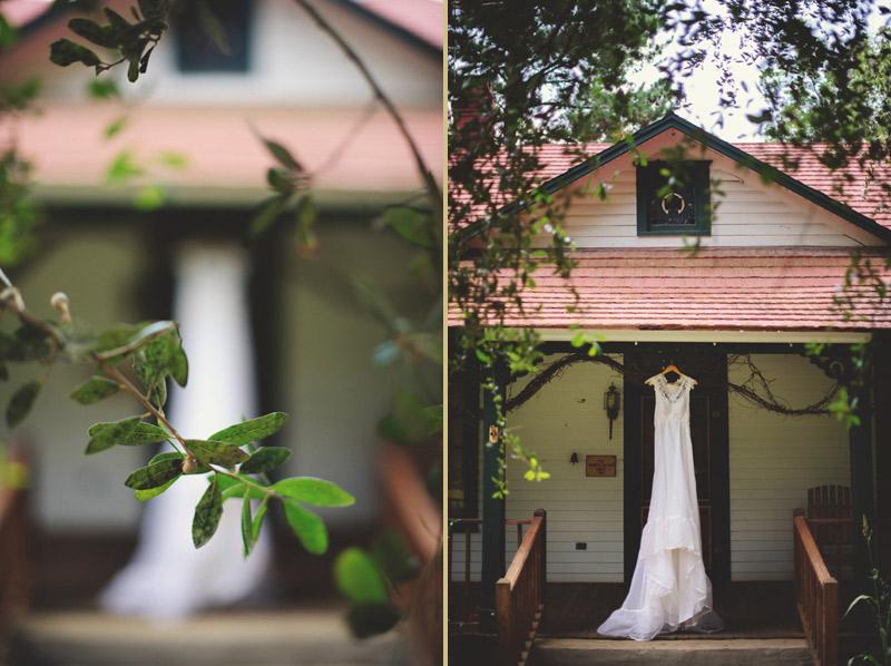 the glen venue wedding: mom's dress