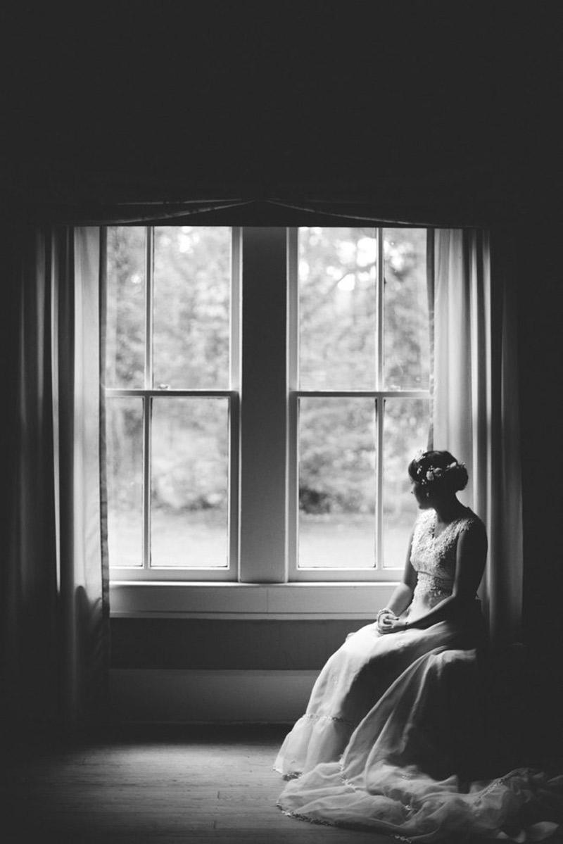 the glen venue wedding: bridal portraits