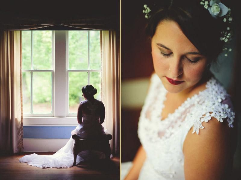 the glen venue wedding: classic portraits