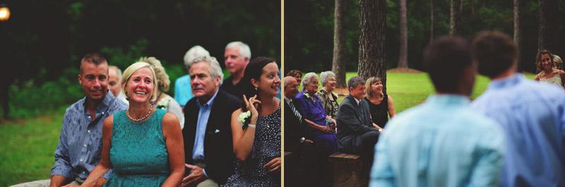 the glen venue wedding: happy parents