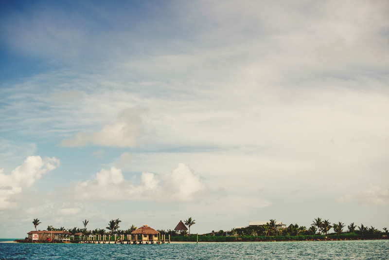 harbour island bahamas wedding: spanish wells
