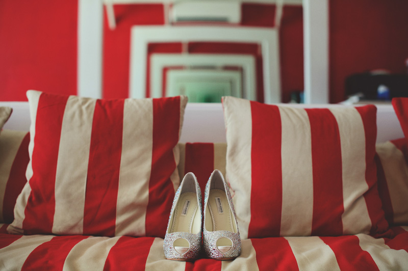 harbour island bahamas wedding: benjamin adams shoes