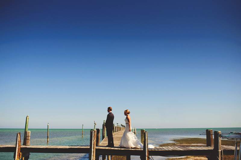 caribbean resort wedding: first look