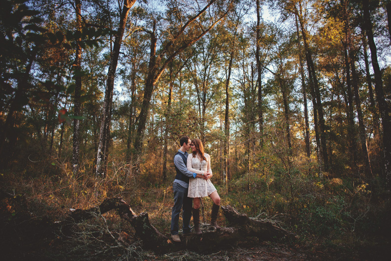 withlacoochee engagement photos