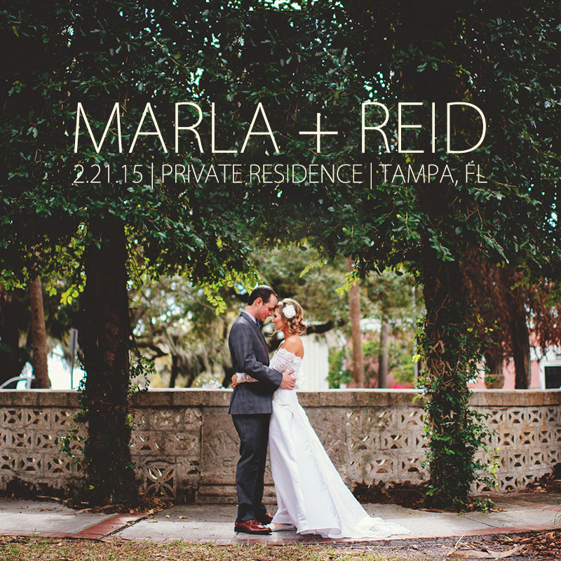 backyard wedding photographer tampa