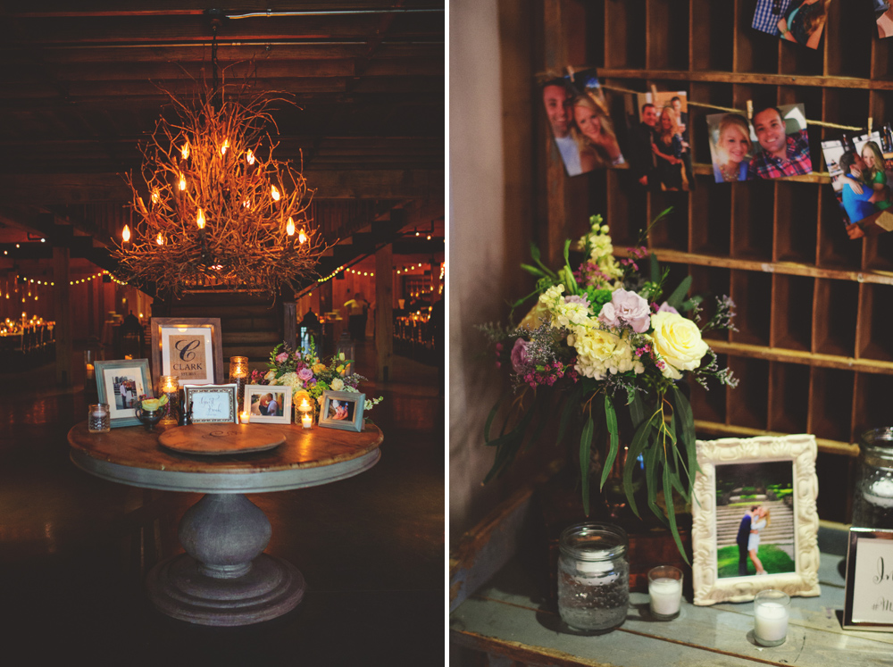 mint springs farm wedding: enterance