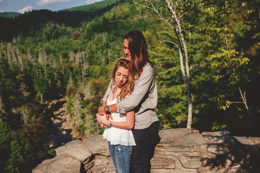 romantic nc mountain photos