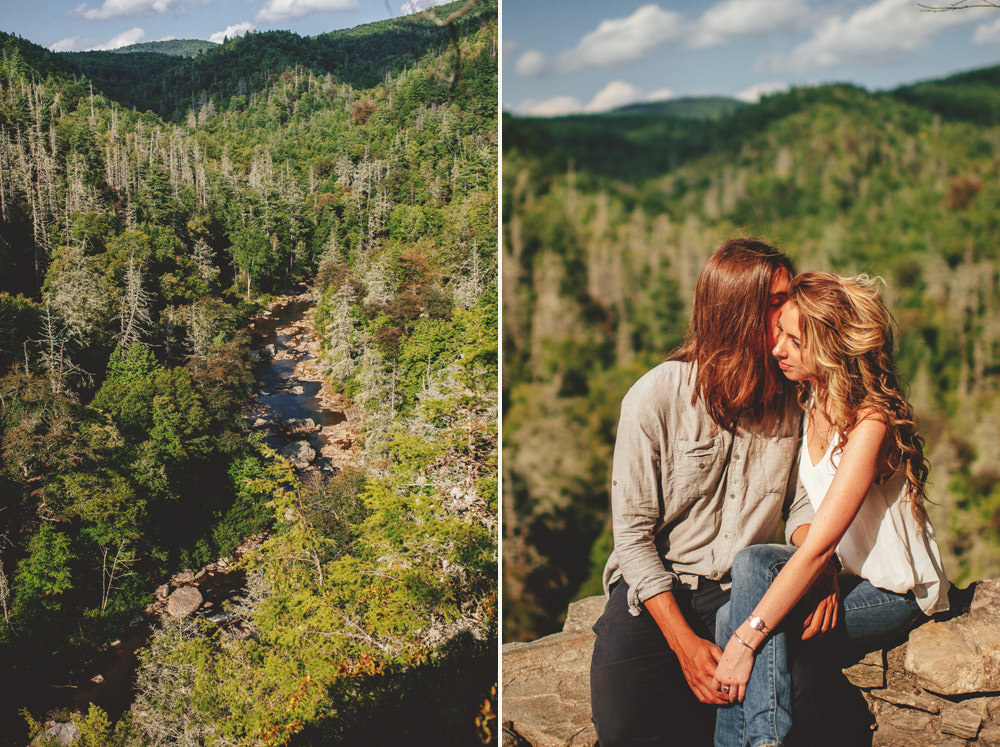 blue ridge mountain wedding photographer