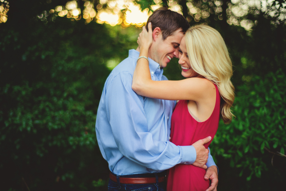 dade city engagement session