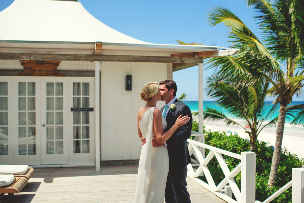 ocean view club wedding :