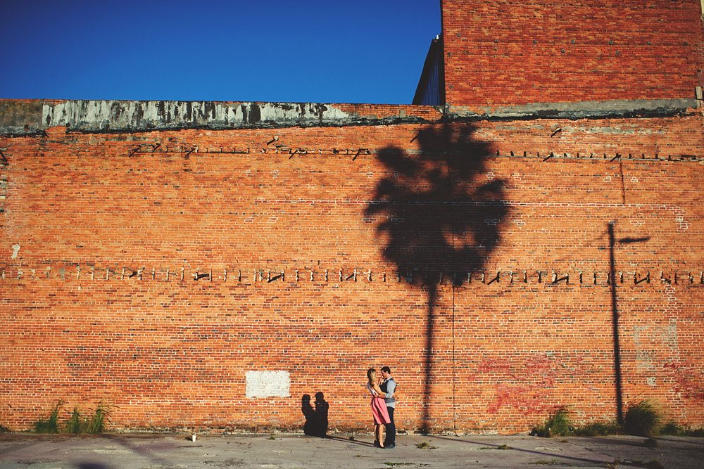 artistic ybor engagement photos