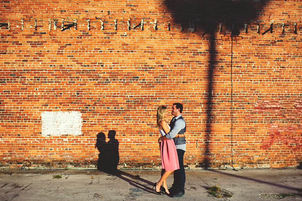 different ybor engagement photos