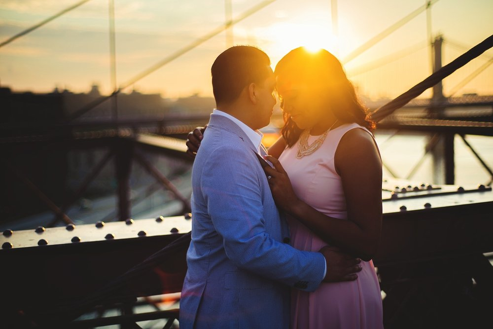 sunrise brooklyn wedding