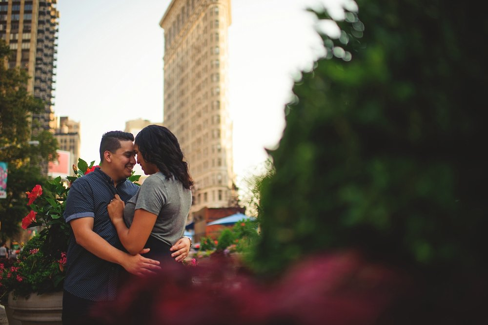 flatiron district engagement