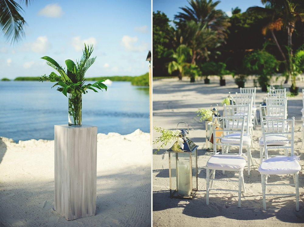 pierre's restaurant wedding: ceremony details