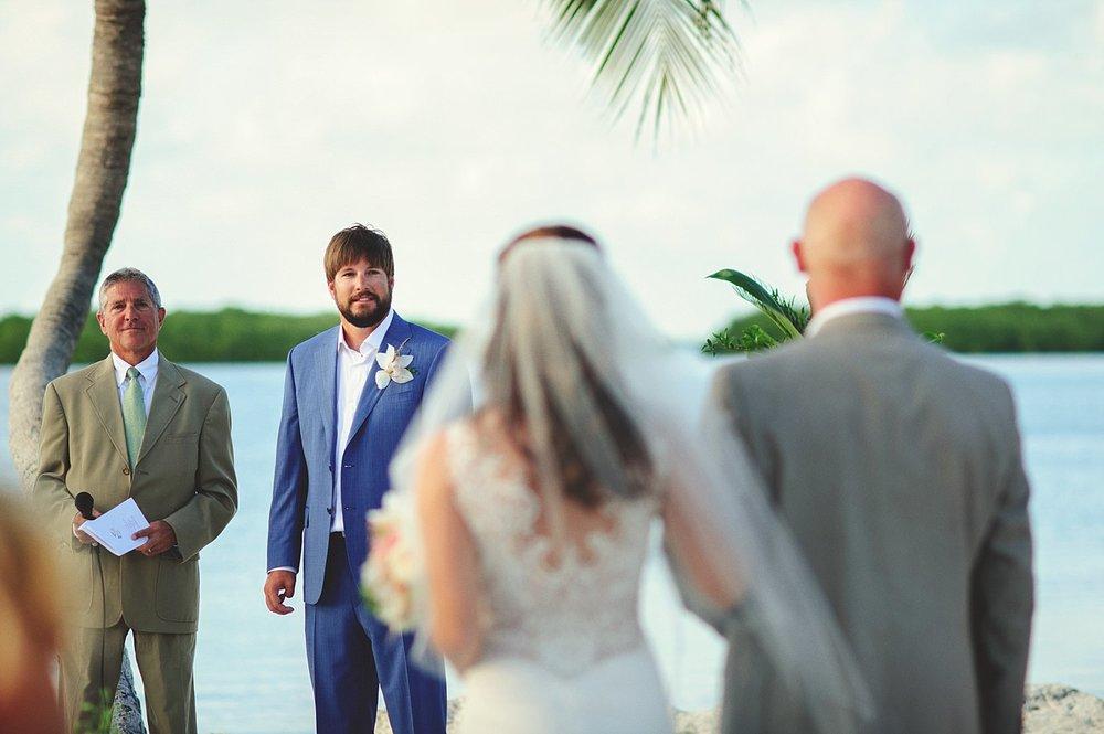 pierre's restaurant wedding: grooms reaction