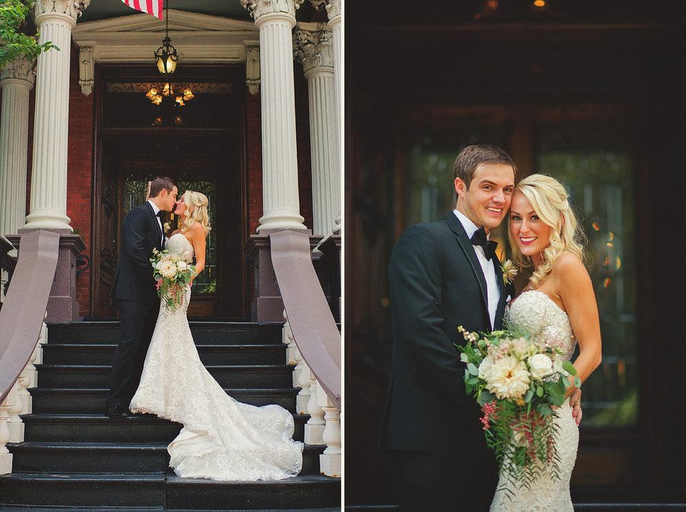 kehoe House Wedding: