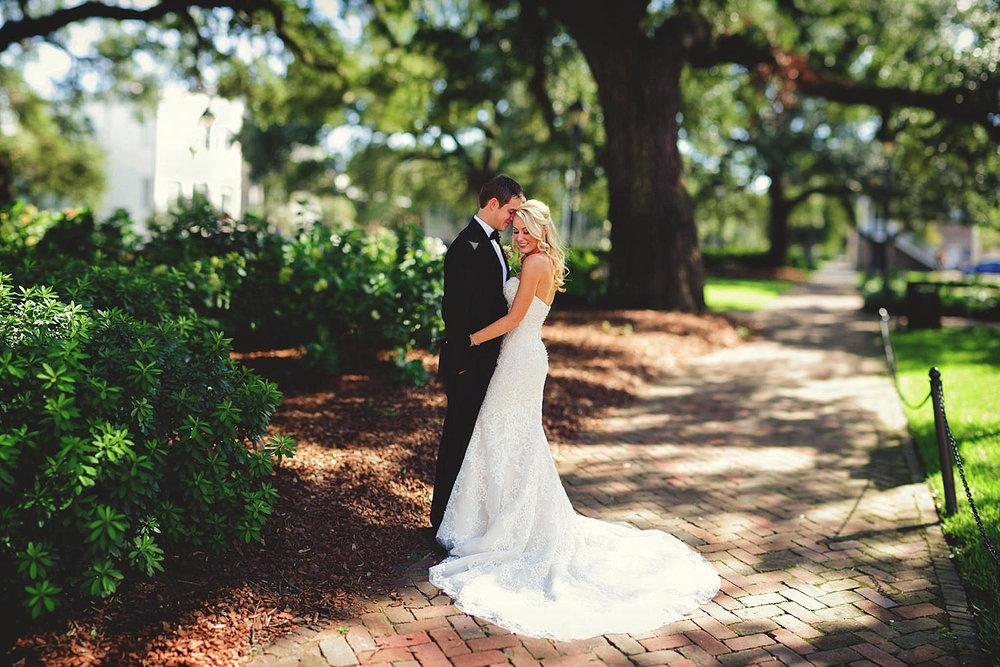 Harper Fowlkes House Wedding: brenizer
