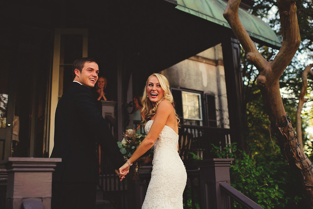 Harper Fowlkes House Wedding: the look back
