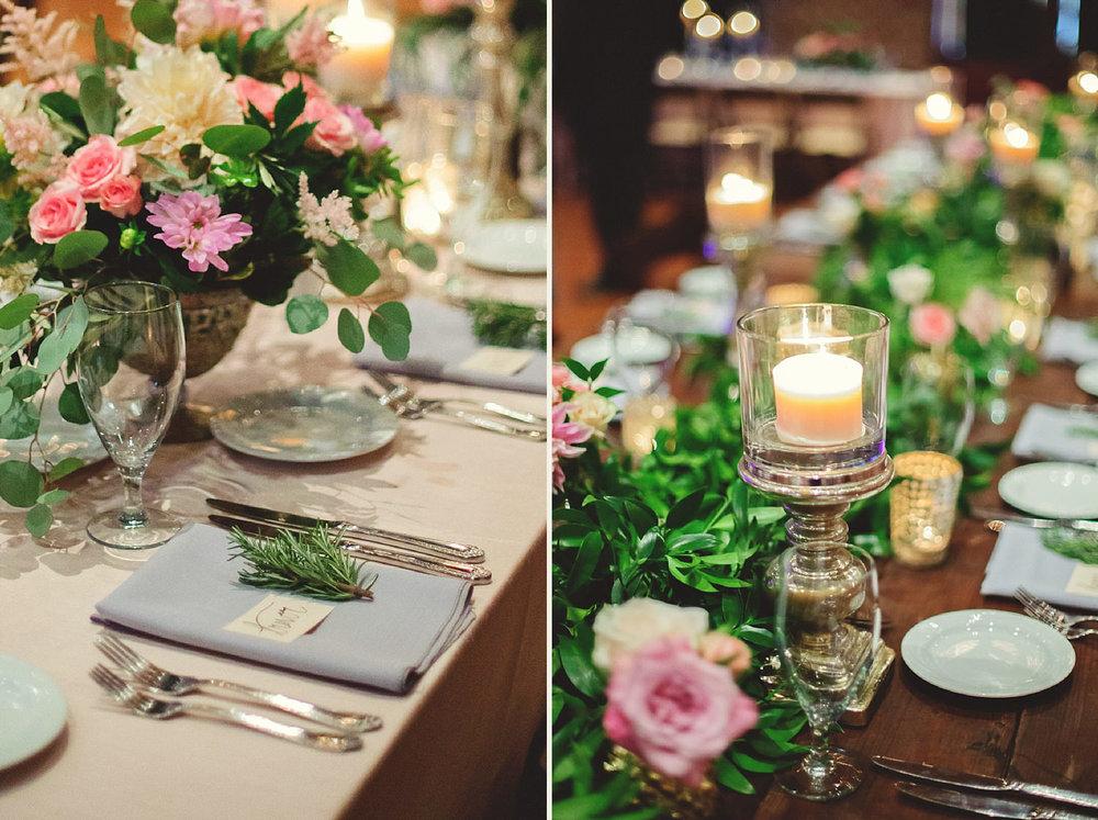 Chalres Morris Center Wedding: Harvey Deisgns