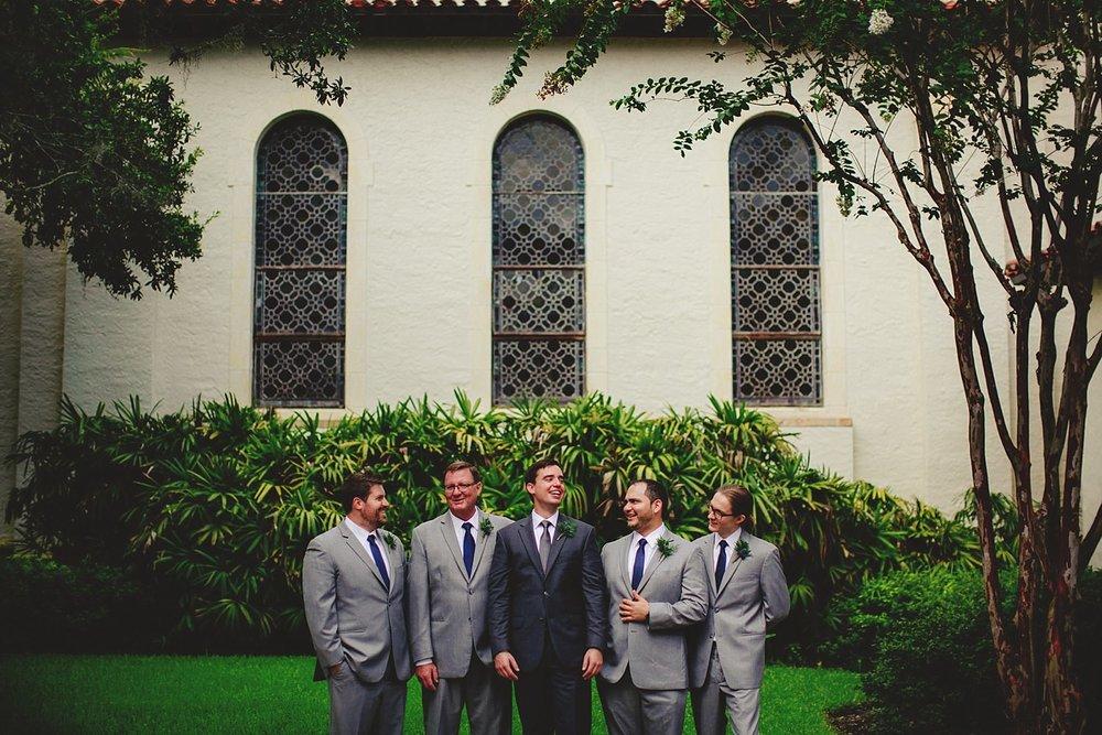 Rollins College Wedding photos