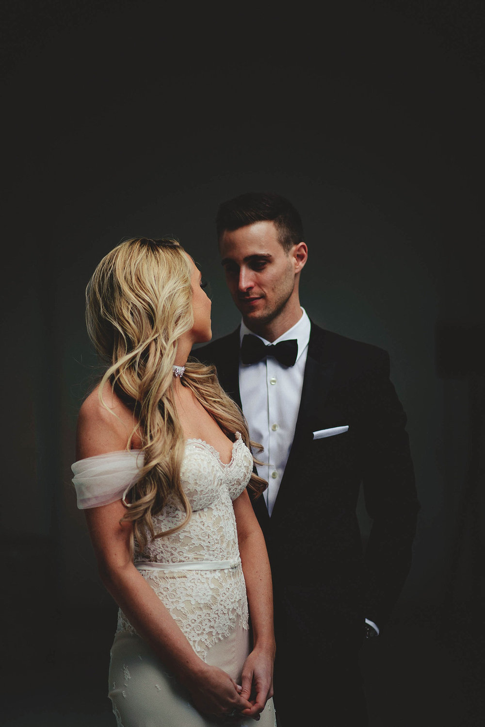 romantic-w-fort-lauderdale-wedding: bride and grooms portraits