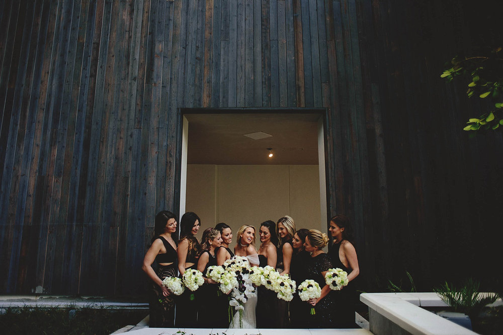 romantic-w-fort-lauderdale-wedding: bridesmaid laughing