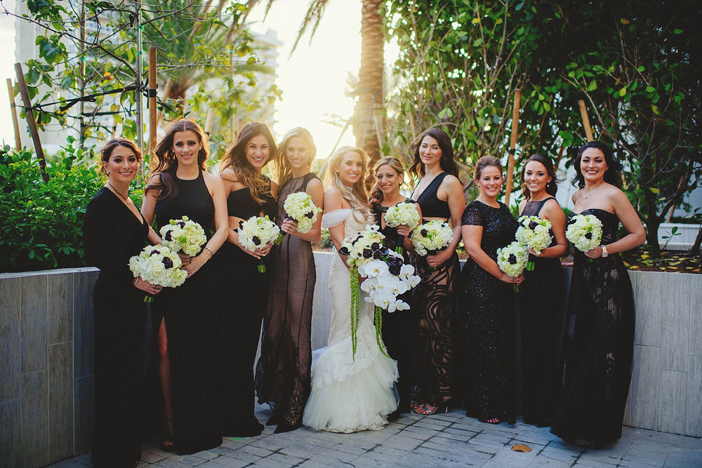 romantic-w-fort-lauderdale-wedding: bridesmaids