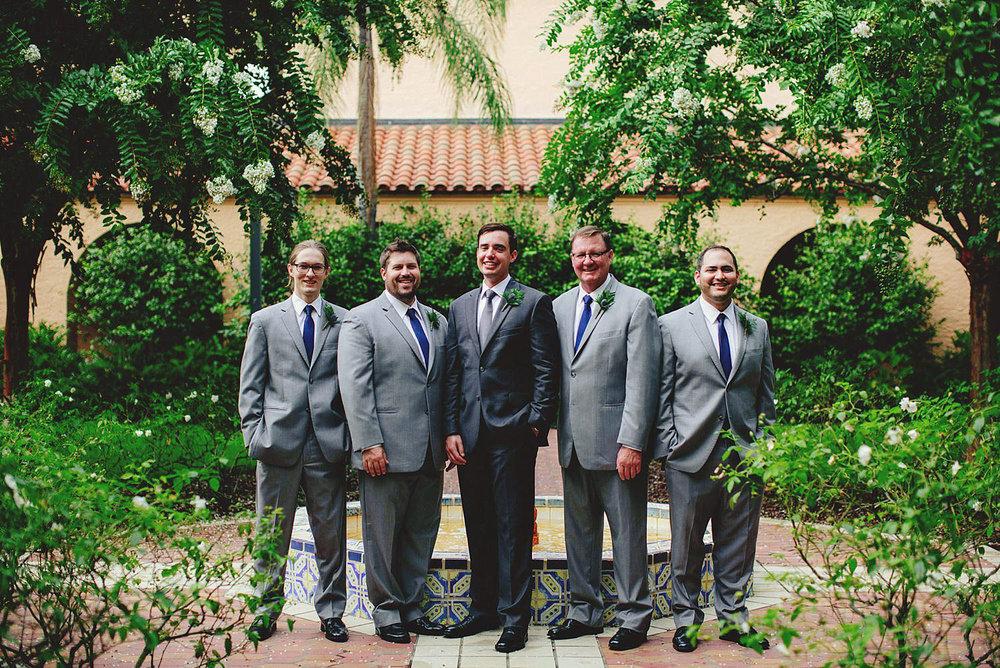 knowles memorial chapel wedding: