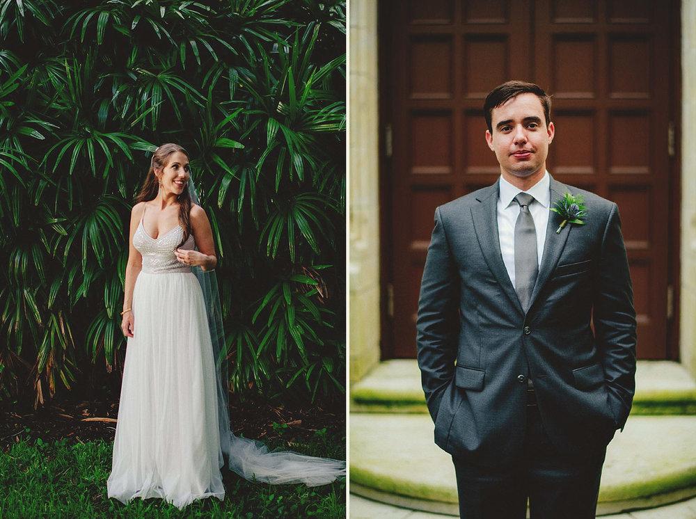 gorgeous boho orlando wedding