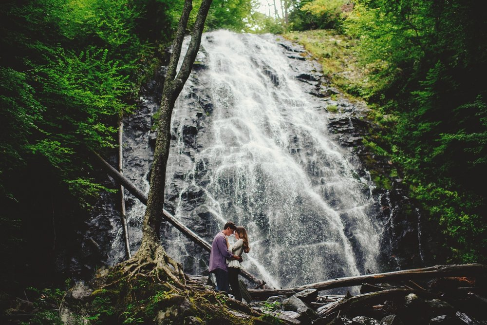 crabtree falls engagement
