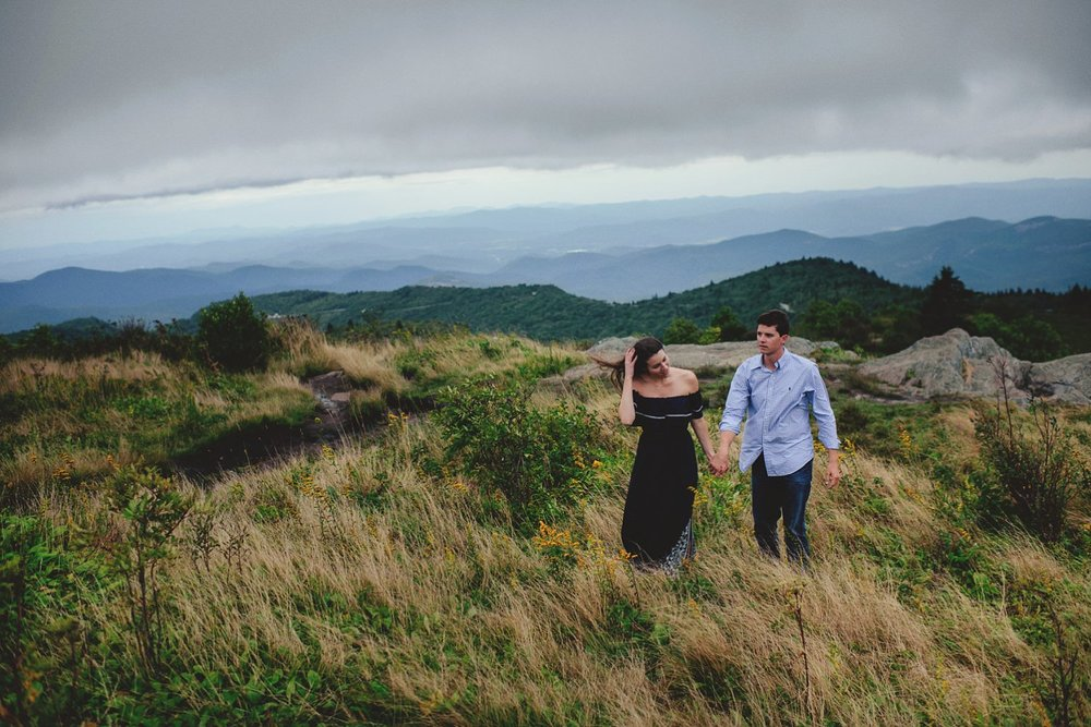 black balsam knob engagement
