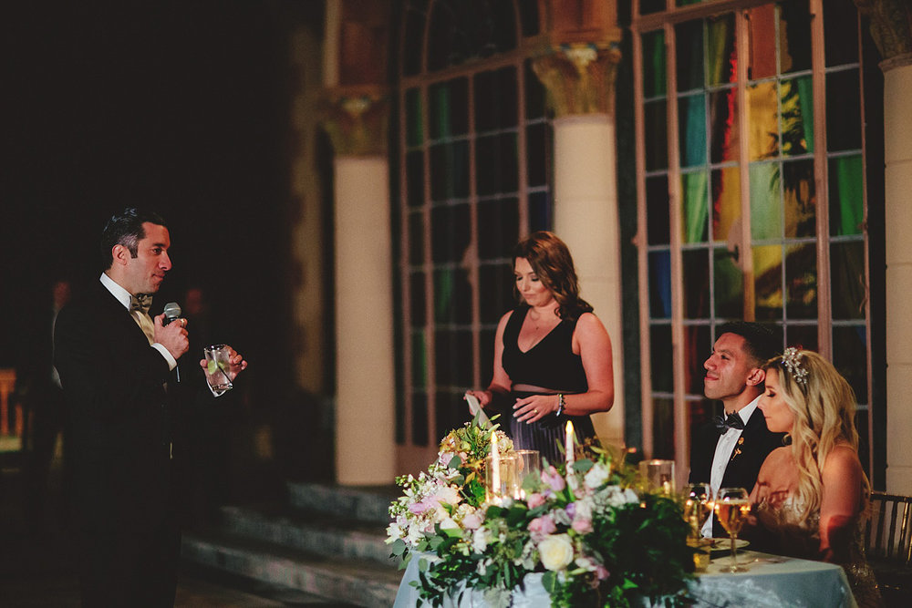 editorial ringling wedding: best man speech