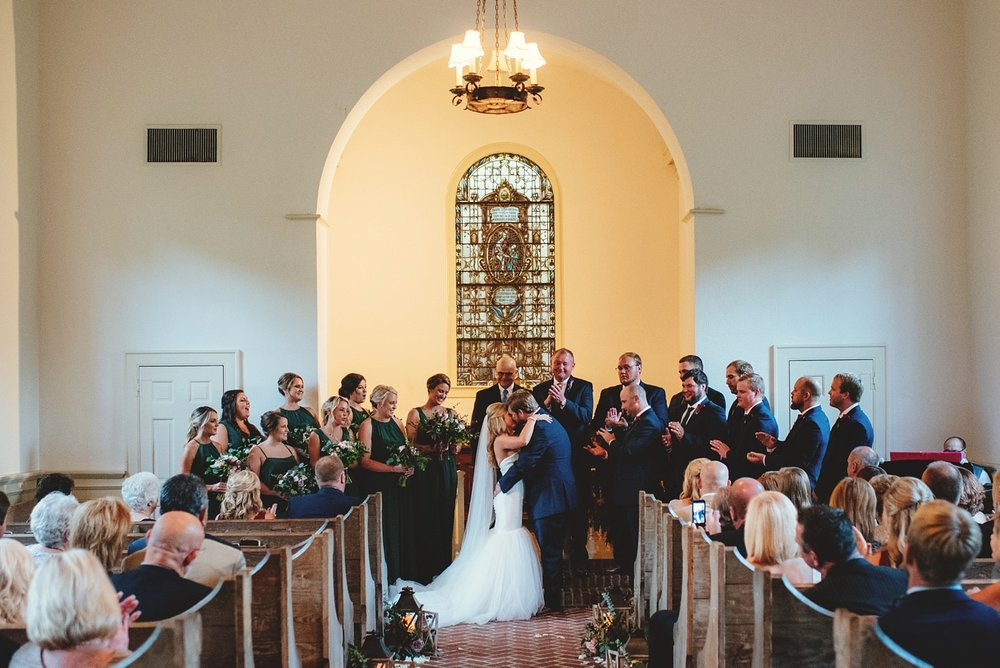 Bethesda Chapel savannah wedding