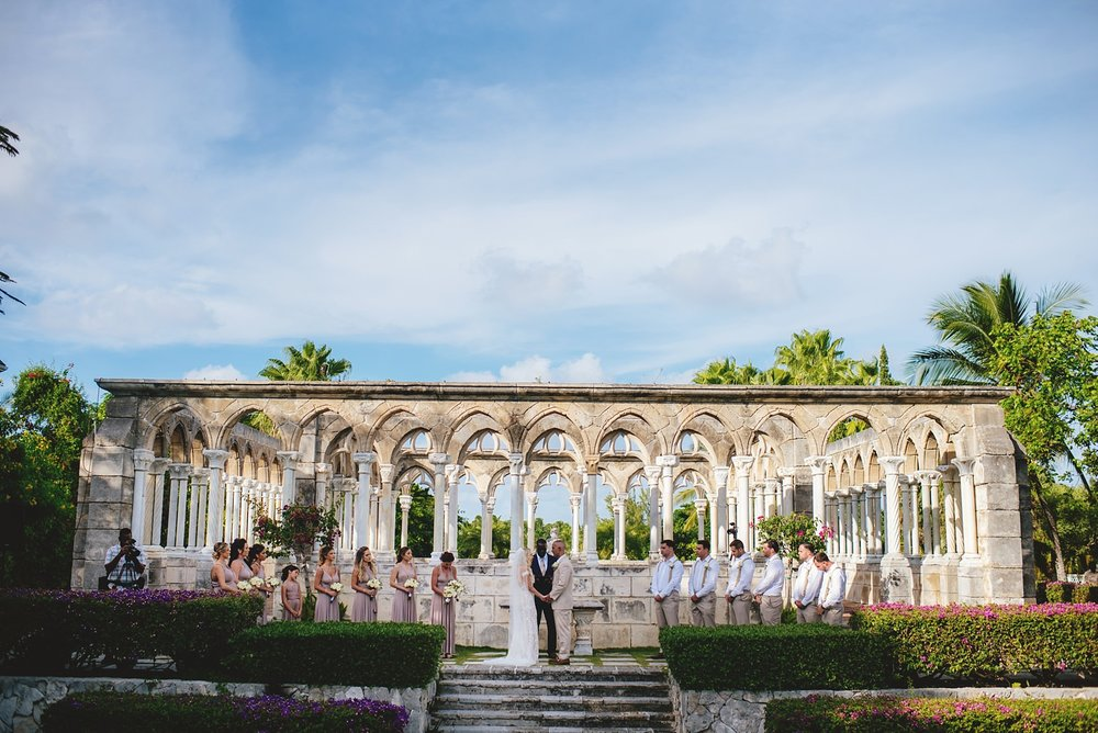 cloister's wedding photos