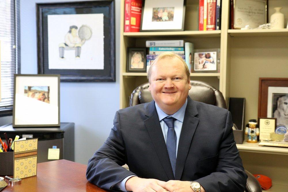 Dr. Ken Sinervo, CEC Medical Director