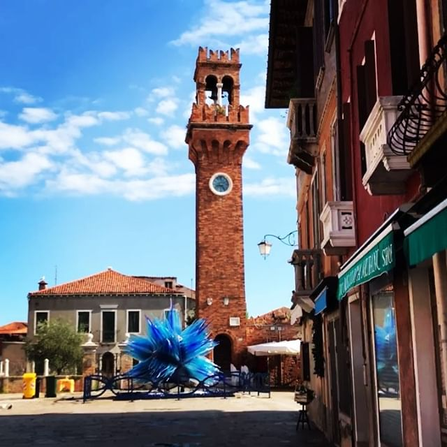 The City of Glass is out today! https://youtu.be/ptyjSh3-cYE . . . #murano #venice #italy #glass #glasmaking #film #filmmaking #filming #gbs