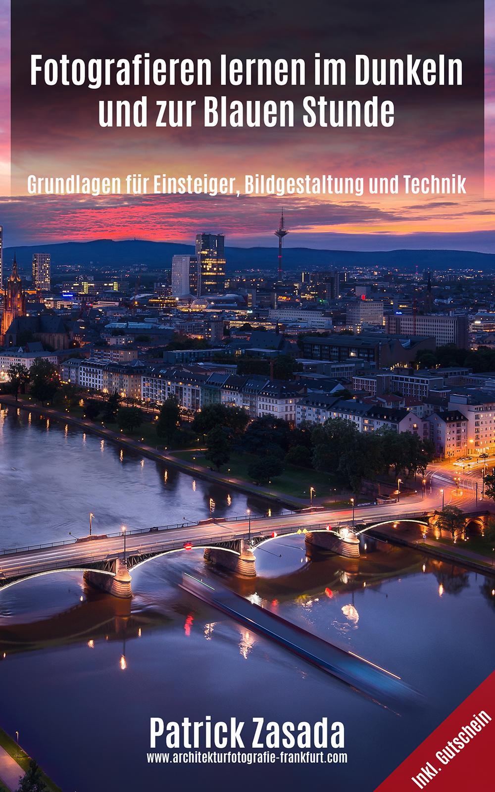 Fotografie lernen Blaue Stunde Buch