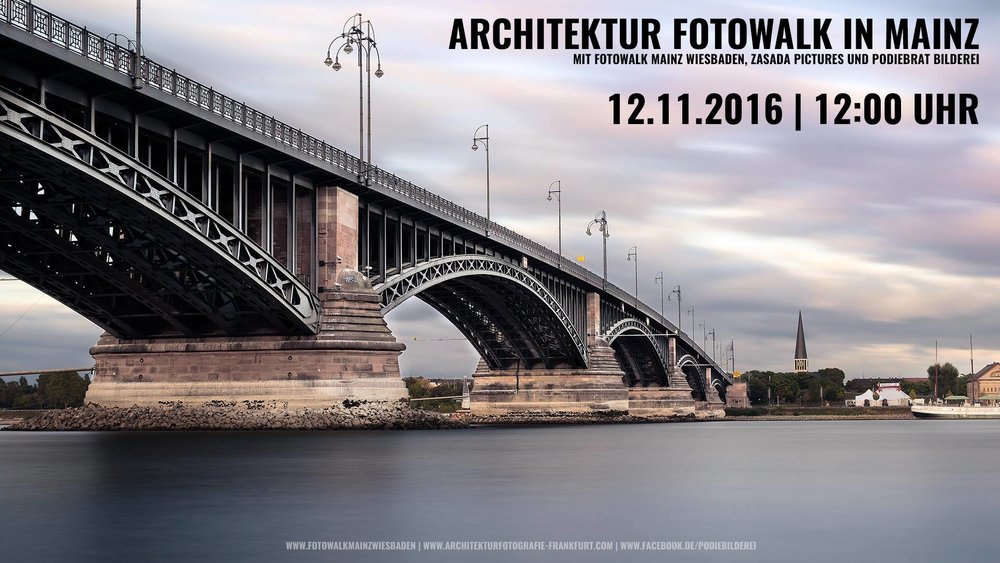 Fotowalk Mainz