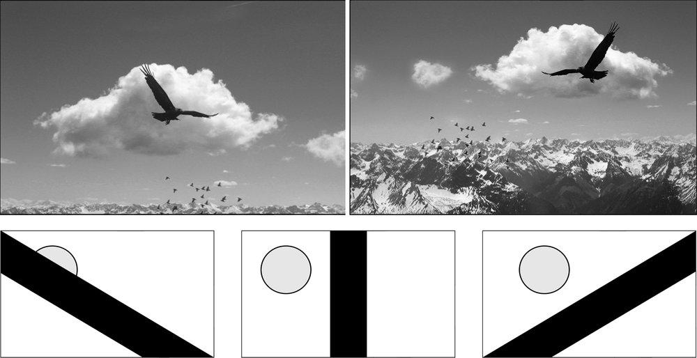 Bildwirkung Vergleich