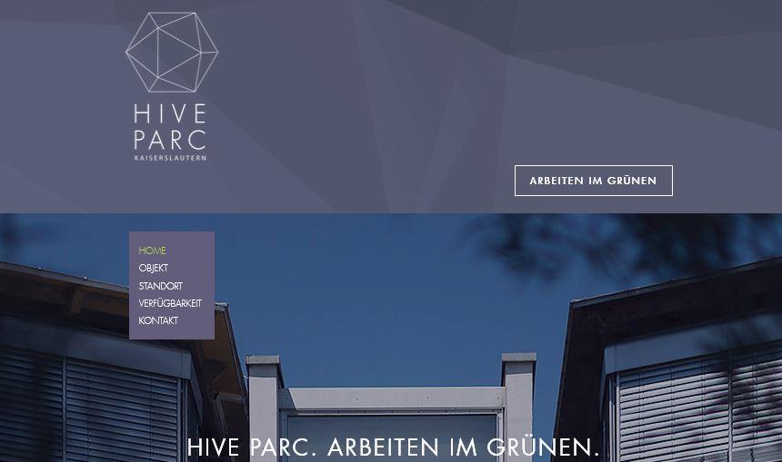 Beispiel: Projekt HiveParc
