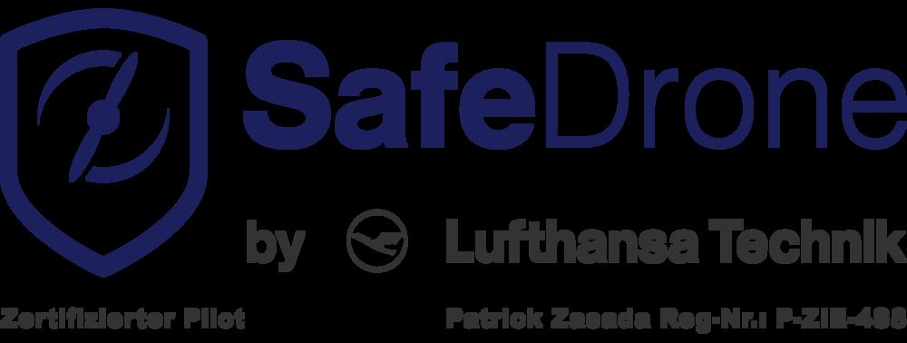Safe-drone Lufthansa zertifikat pilot