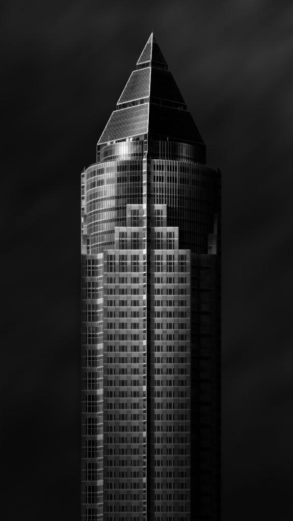 Messeturm Frankfurt, Fine Art Version