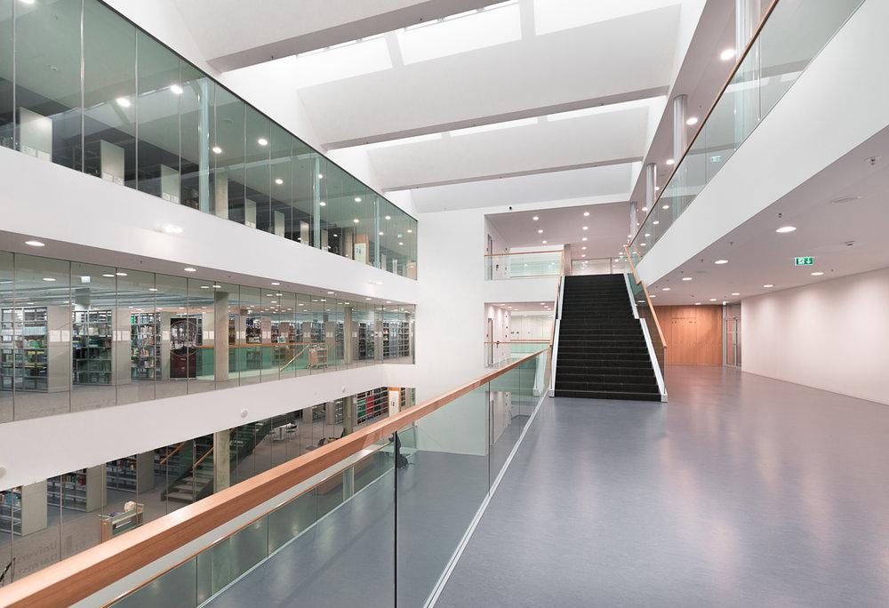 360° VR Tour - Im HMZ der TU Darmstadt
