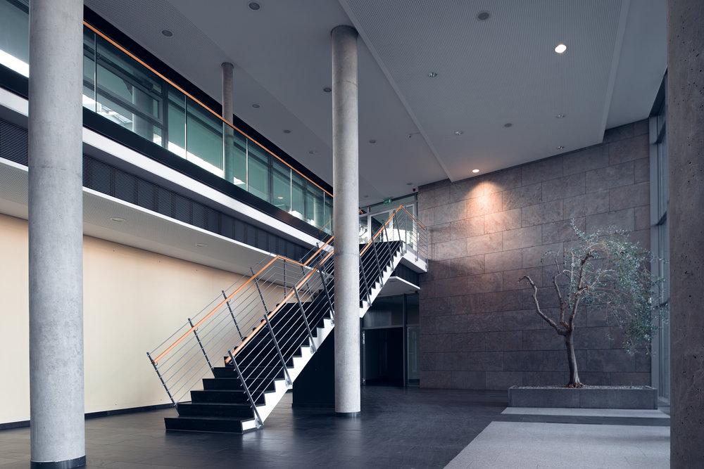 Treppenhaus - Eingangsbereich