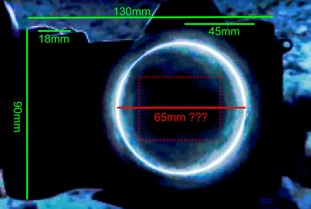 Sensor Size of new Nikon Mirrorless camera